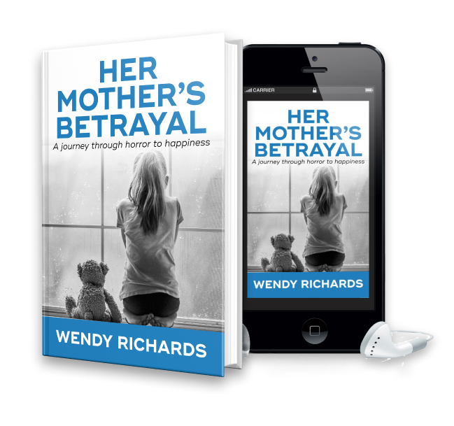 Her Mother's Betrayal book by Wendy Richards