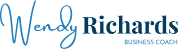 Wendy Richards business coach logo